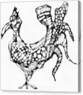 Abstraction 1228 - Marucii Canvas Print