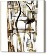 Abstraction 2431 Canvas Print