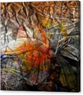 Abstraction 3415 Canvas Print