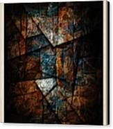 Abstraction 3421 Canvas Print