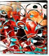 Abstraction 3423 Canvas Print