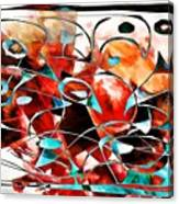 Abstraction 3424 Canvas Print