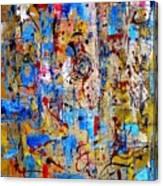 Abstraction 763 - Marucii Canvas Print