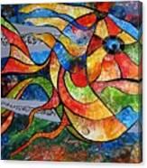 Abstraction 787 - Marucii Canvas Print