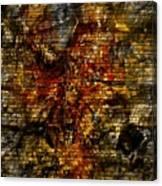 Abstraction 827 - Marucii Canvas Print