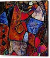 Abstraction 858 -marucii Canvas Print