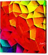Abstractions Canvas Print