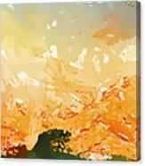 Abstractograpia  IIi Canvas Print