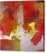 Abstrakt In Serie Canvas Print