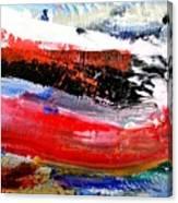Abstraktes Bild 25 Canvas Print