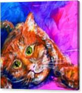 Abstrcat Canvas Print