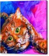 Abstrcat Canvas Print