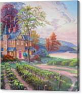 Abundant Harvest Canvas Print