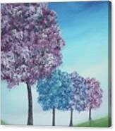 Abundant Summer Canvas Print
