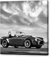 Ac Shelby Cobra Canvas Print