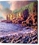 Acadia National Park Canvas Print