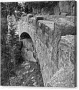 Acadian Bridge Canvas Print