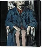 Achille Emperaire Canvas Print