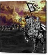Achiri Warriors Canvas Print