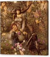 Acrasia Canvas Print