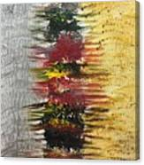 Acrylic Abstract Vertical 15-y.yyy Canvas Print