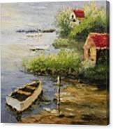 Acrylic Msc 210 Canvas Print
