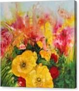 Acrylic Msc 218 Canvas Print