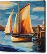 Acrylic Msc 239 Canvas Print