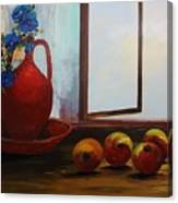 Acrylic Msc 253 Canvas Print