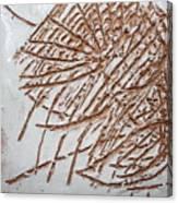 Active - Tile Canvas Print