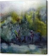 Ada River Canvas Print