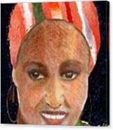 Adaeze Canvas Print