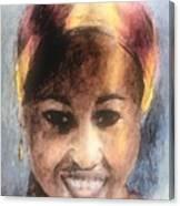 Adaeze II Canvas Print