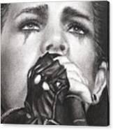 Adam Lambert Canvas Print