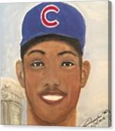 Addison Russell Canvas Print