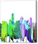 Adelaide Nsw-splash Canvas Print