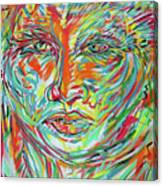 Adelita 5 Canvas Print