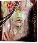 Adios Recuerdo  Desconocido Canvas Print