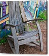 Adirondack Chair ? Canvas Print