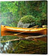 Adirondack Guideboat Canvas Print