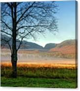 Adirondack Landscape 1 Canvas Print