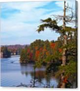 Adirondack View Canvas Print