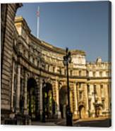 Admiralty Arch. Canvas Print