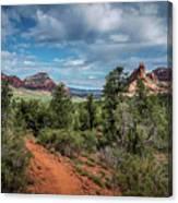 Adobe Jack Trail Canvas Print