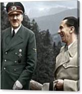Adolf Hitler Joseph Goebbels Berghof Retreat Number 2