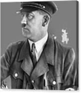 Adolf Hitler Portrait Heinrich Hoffmann Photo Circa 1935-2016 Canvas Print