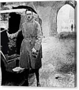 Adolf Hitler Shortly After His Release From Prison 1924-2012 Canvas Print