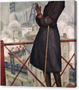 Adolfo Best-maugard Canvas Print