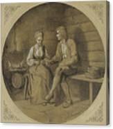Adolph  Canvas Print