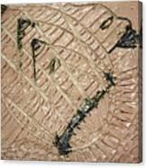 Adorned - Tile Canvas Print